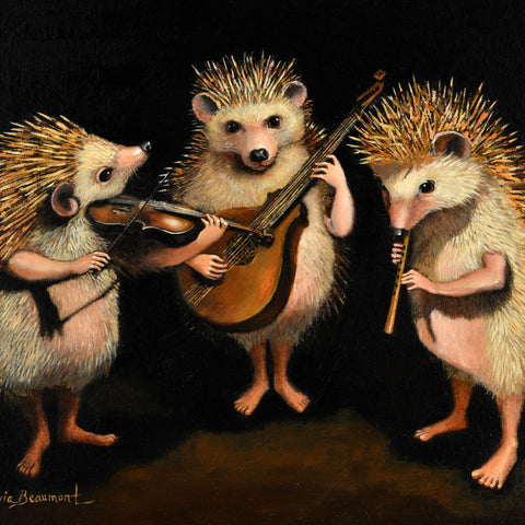 The Hoggens Brothers by Olivia Beaumont Gallery 209
