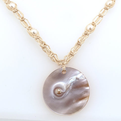 Blister Pearl necklace Gallery 209