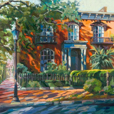 Mercer House in Savannah GA