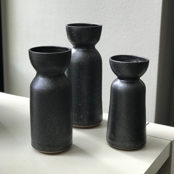 FAMILY SERIES - BLACK GLAZE
