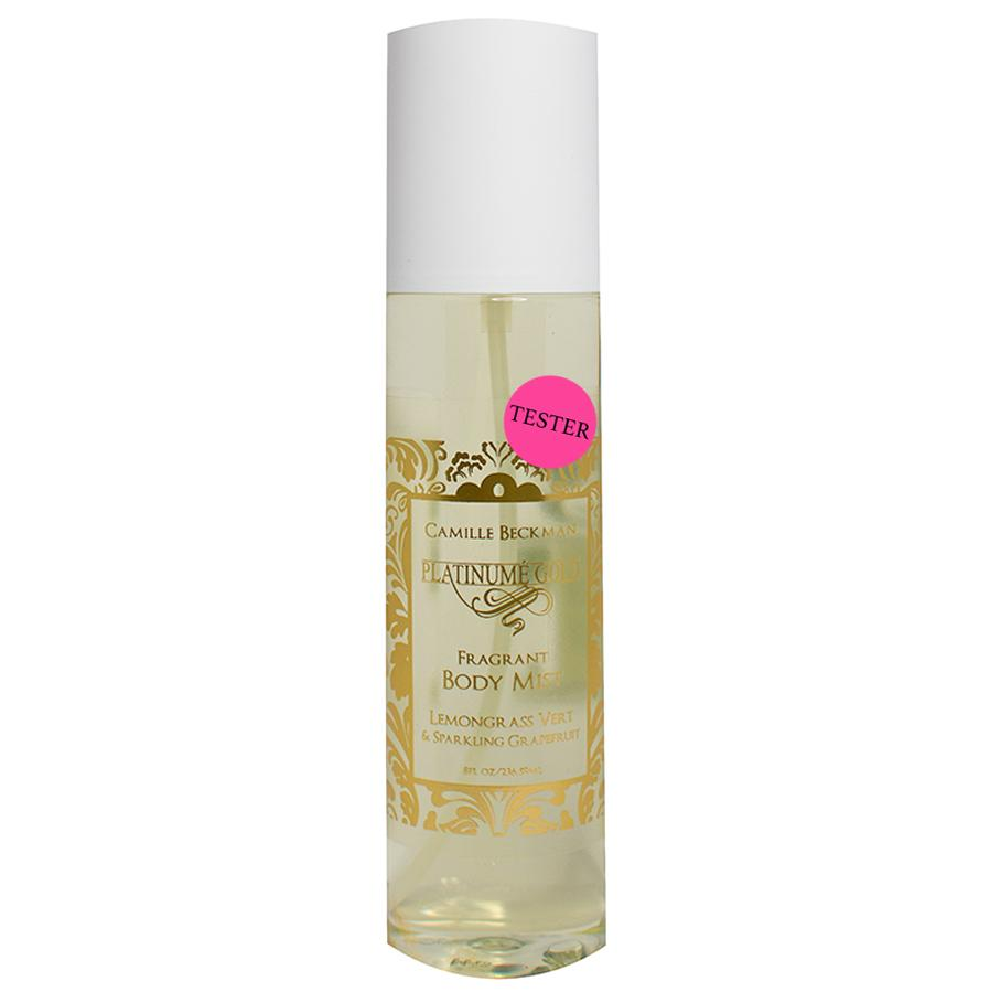 Fragrant Body Mist 8oz Platinume Gold (Tester)