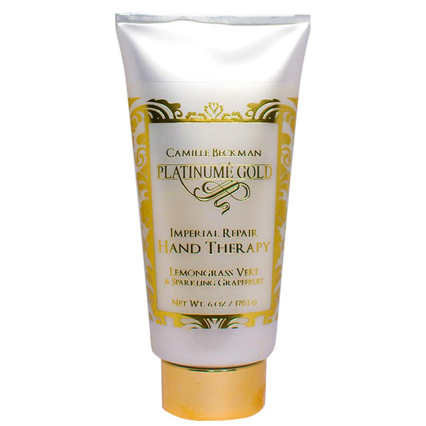 Imperial Repair Hand Therapy 6oz Platinume Gold (6/case) Hand Therapy Camille Beckman