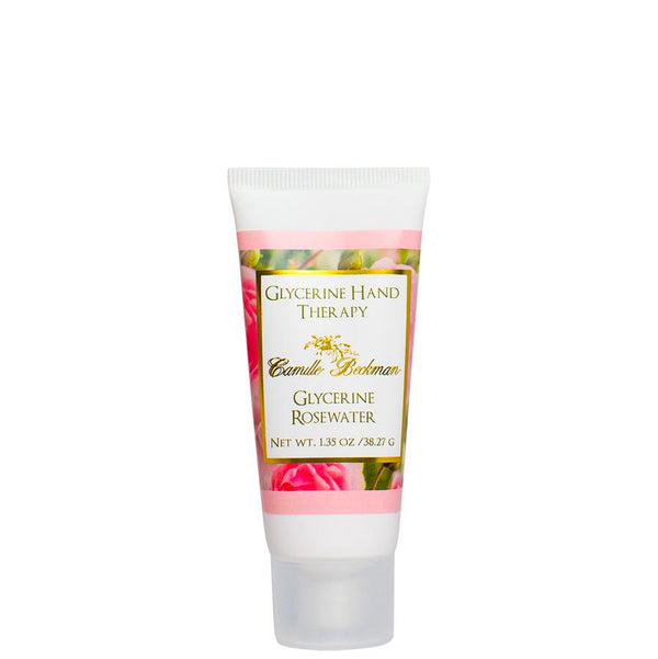 Glycerine Hand Therapy 1.35oz Glycerine Rosewater (12/case) Hand Therapy Camille Beckman