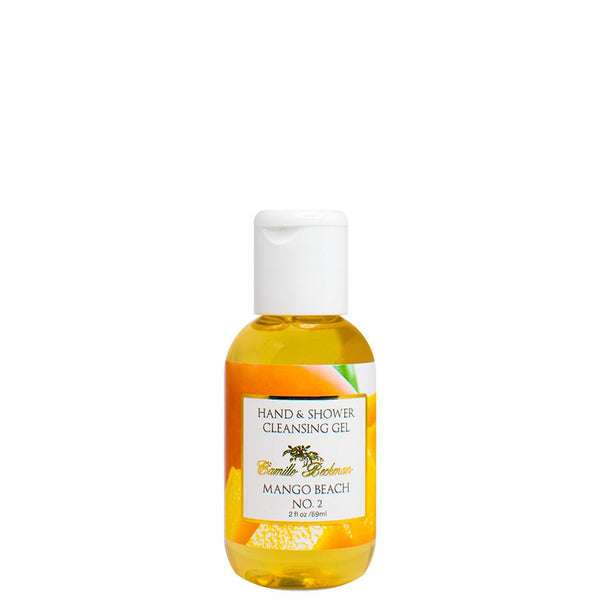Cleansing Gel 2oz Mango Beach No. 2 (Case/6) Cleansing Gel Camille Beckman Wholesale