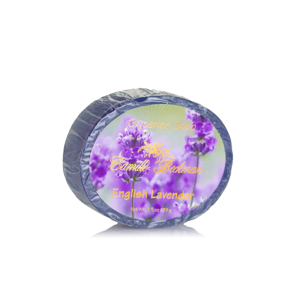 Glycerine Soap English Lavender (6/case)