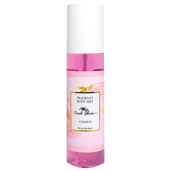Fragrant Body Mist 8oz Camille (Case/6) Body Mist Camille Beckman Wholesale