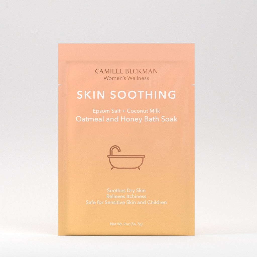 Skin Soothing - Oatmeal and Honey Bath Soak (15/Case)