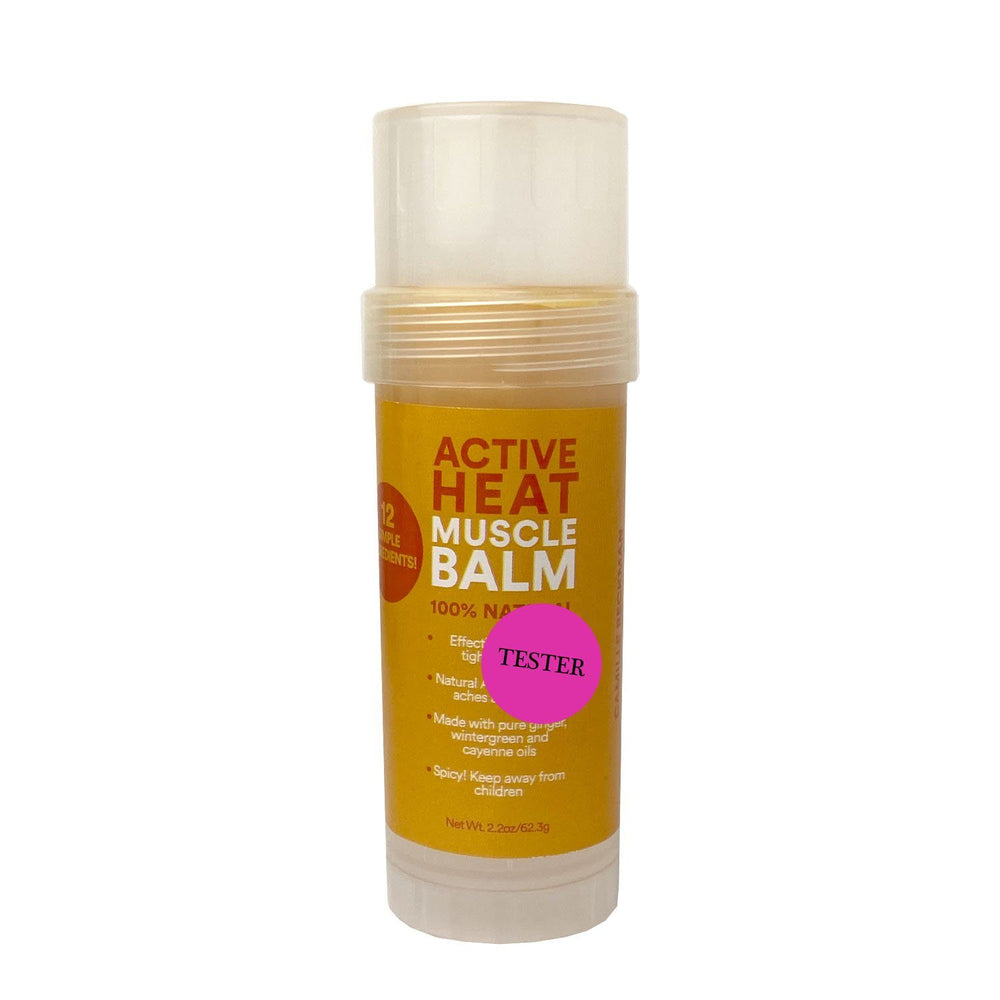Balm - Active Heat Muscle Balm / Tester