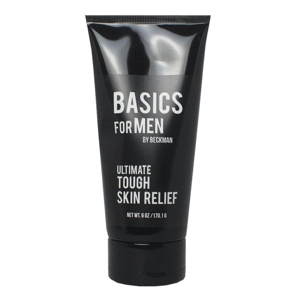 Basics for Men Ultimate Tough Skin Relief 6oz (6/case) Hand Therapy Camille Beckman