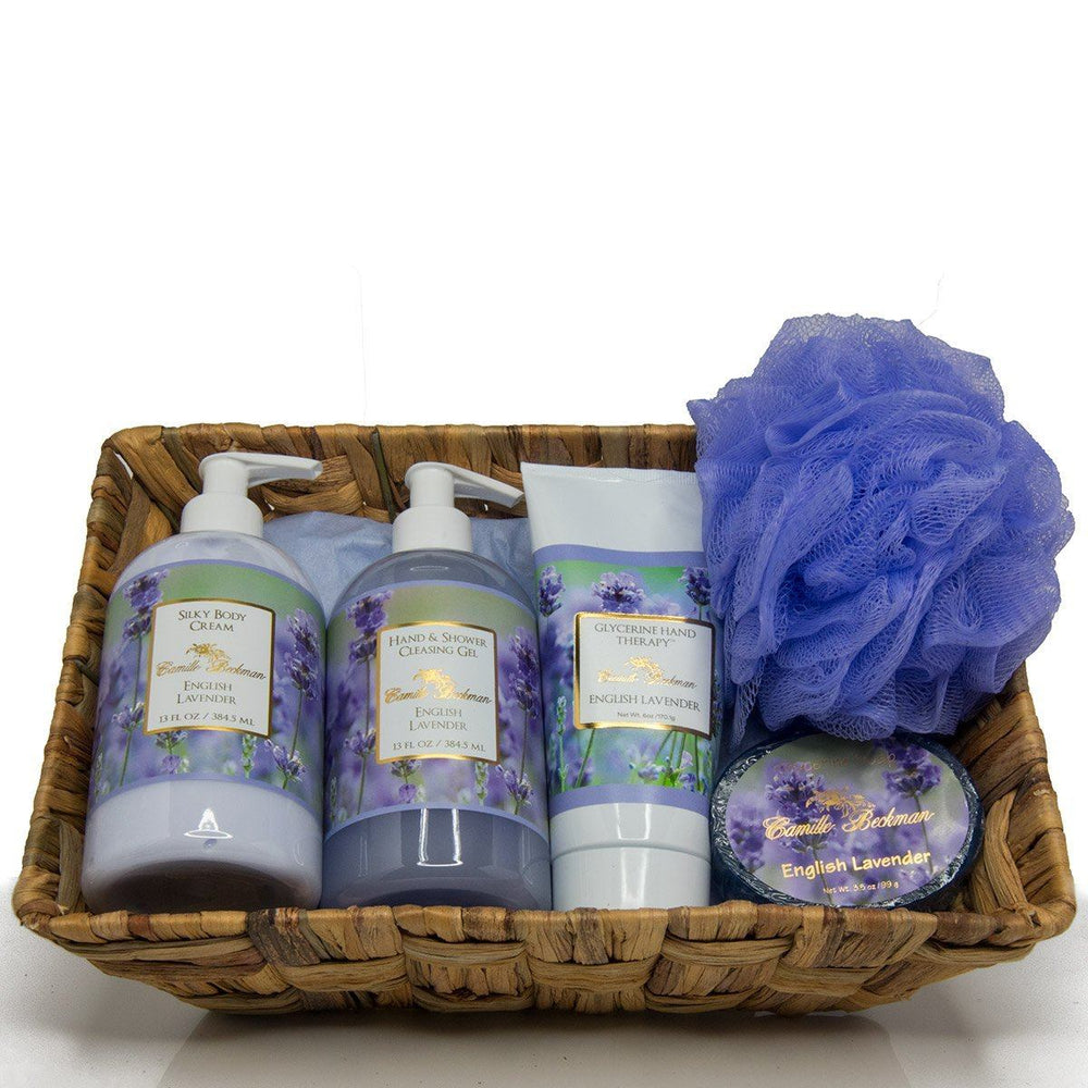 Essentials Gift Basket English Lavender (Each)