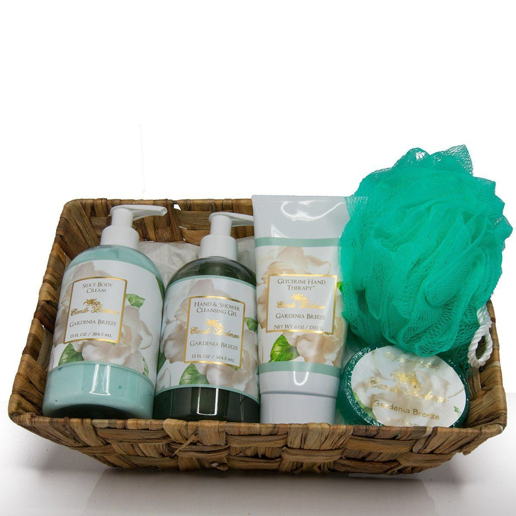 Essentials Gift Basket Gardenia Breeze (Each)