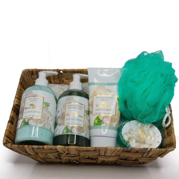 Essentials Gift Basket Gardenia Breeze (Each) Gift Set Camille Beckman