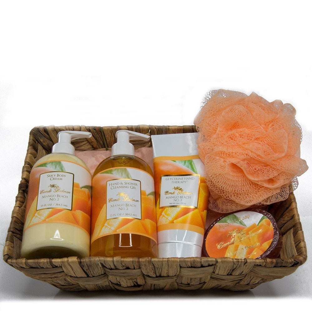 Essentials Gift Basket Mango Beach No.2 (Each)