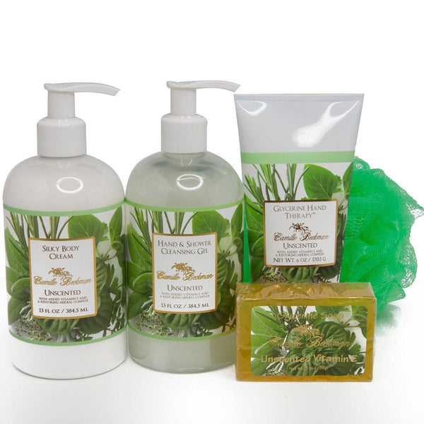 Essentials Gift Basket Unscented (Each)
