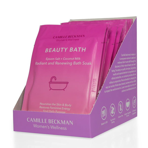 Beauty Bath - Radiant and Renewing Bath Soak (15/Case)