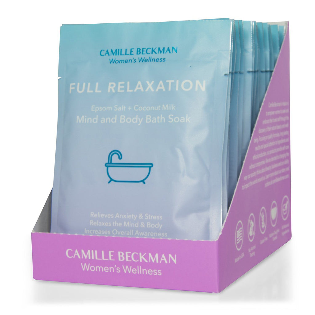 Full Relaxation - Mind and Body Bath Soak (15/Case)