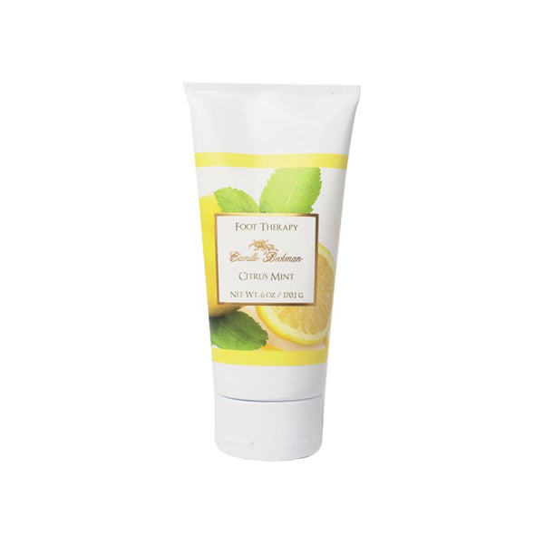 Citrus Mint Foot Therapy (6/case) Foot Cream Camille Beckman