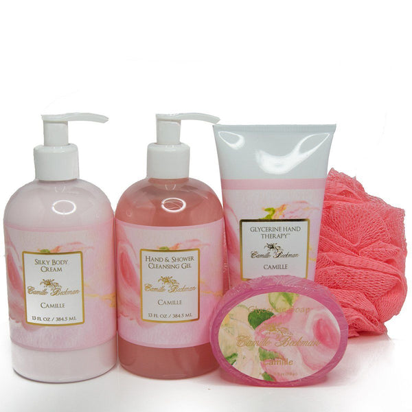 Essentials Gift Basket Camille (Each) Gift Set Camille Beckman