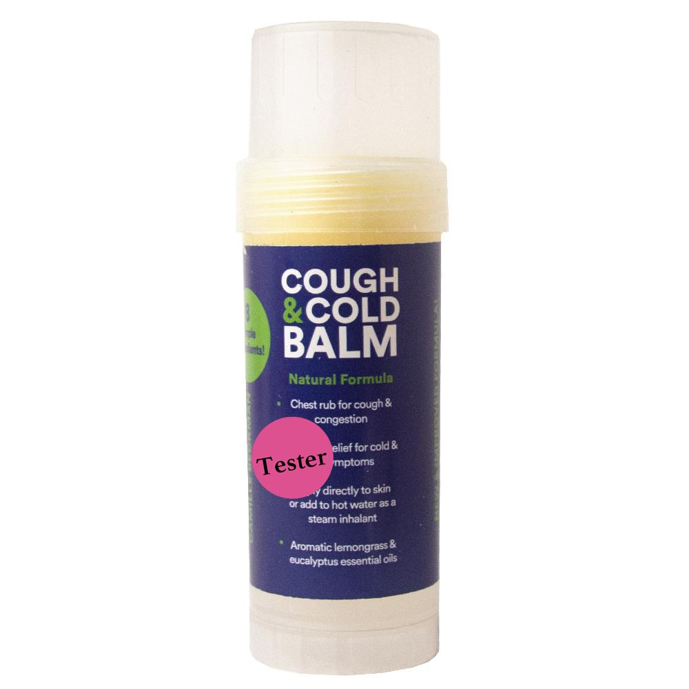 Balm Cough & Cold Tester