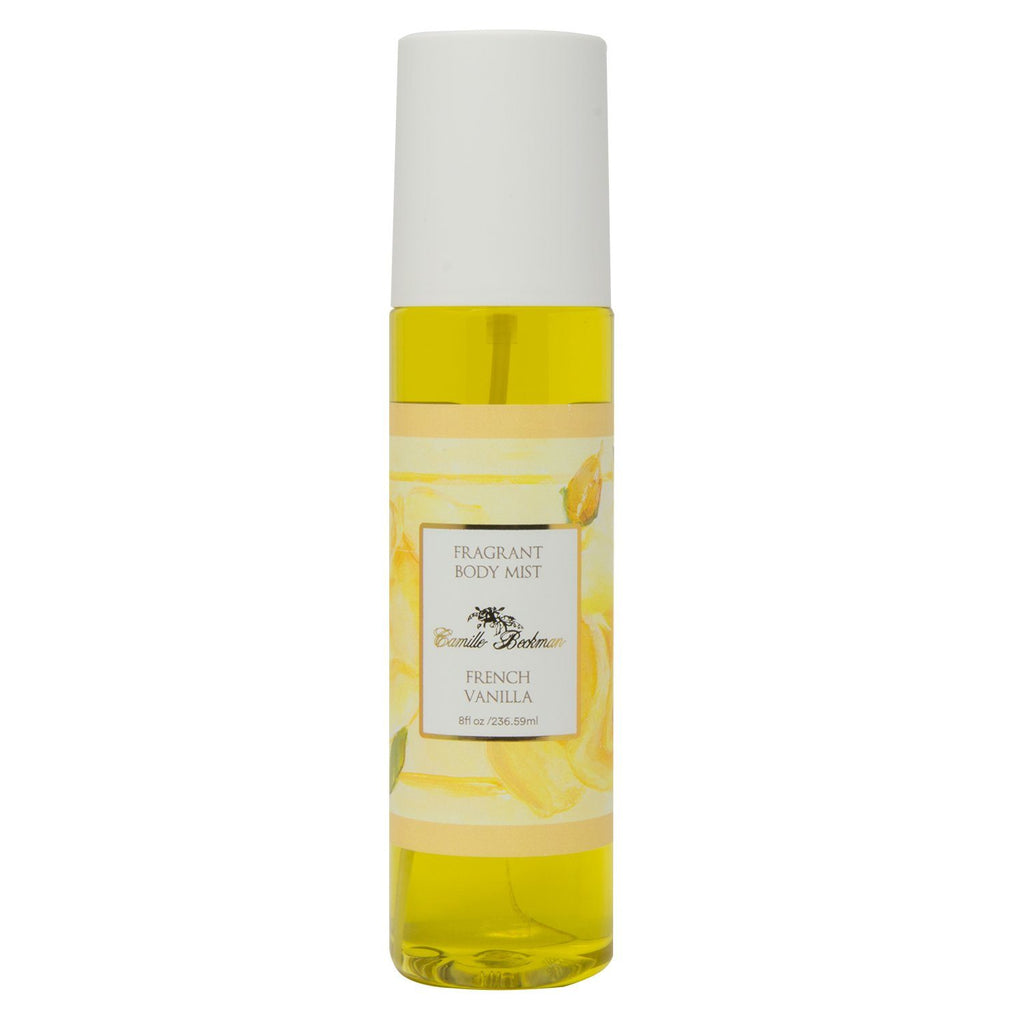 Fragrant Body Mist 8 oz French Vanilla (Case/6)