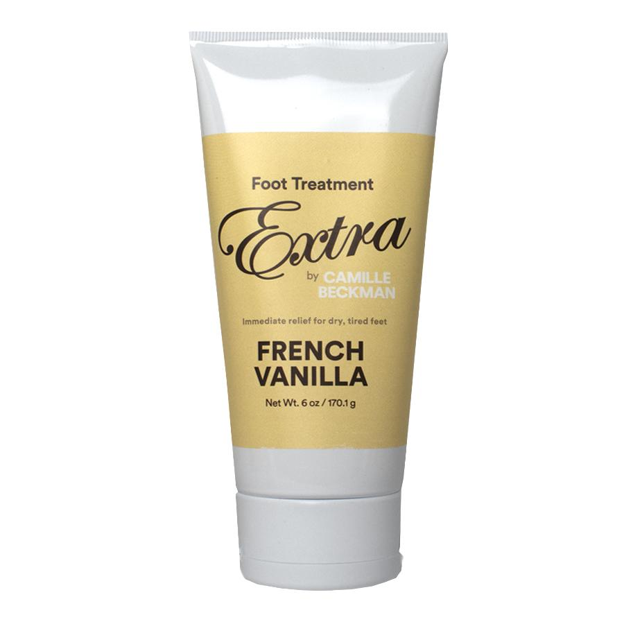 Foot Cream 6oz Foot Treatment Extra French Vanilla (6/case)