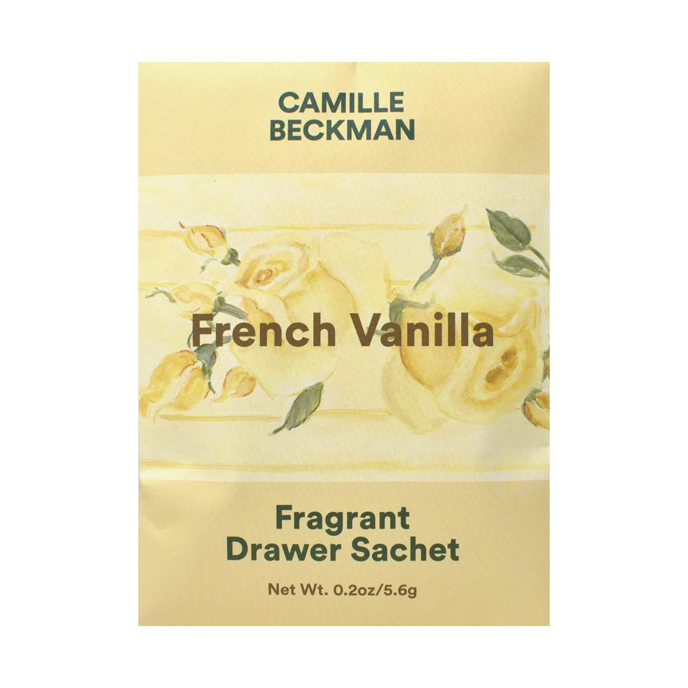 Fragrant Drawer Sachet French Vanilla (18/case)