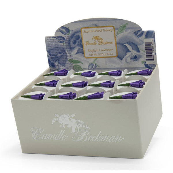 Glycerine Hand Therapy .25oz English Lavender (24/case) Hand Therapy Camille Beckman