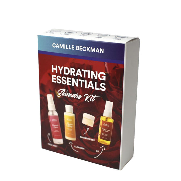 Hydrating Essentials Skincare Kit (Case/6) Camille Beckman Wholesale