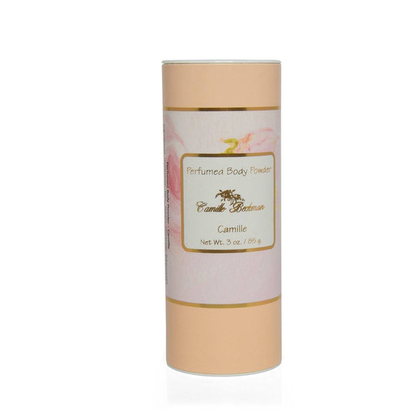 Perfumed Body Powder 3oz Camille Perfume Powder Camille Beckman
