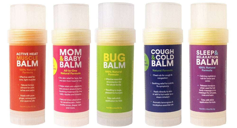 Wellness Balms Prepack