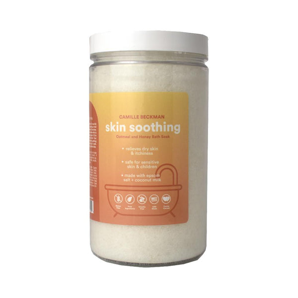 Skin Soothing - Oatmeal and Honey Bath Soak (2/Case) Bath Soaks Camille Beckman