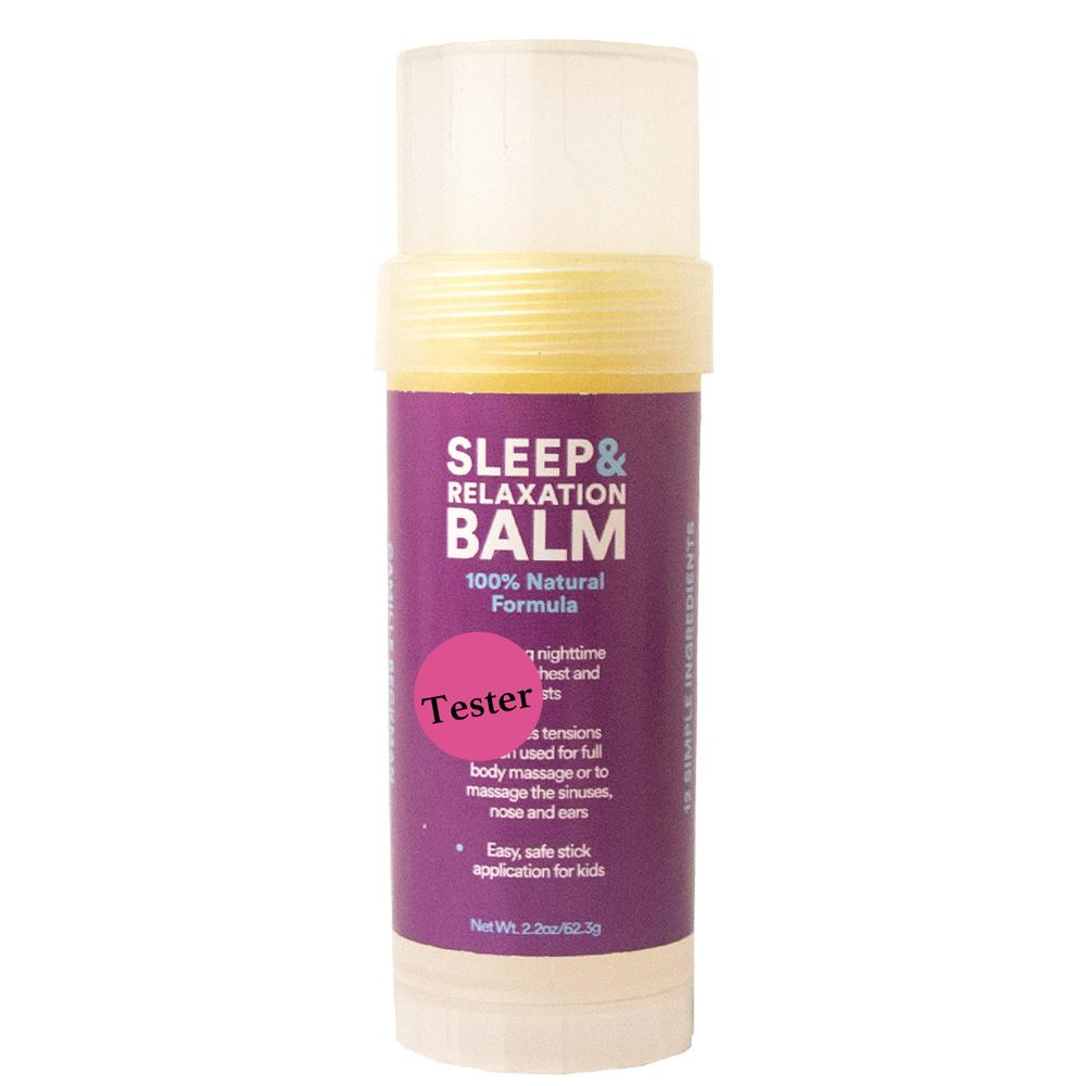 Sleep & Relaxation Balm Tester