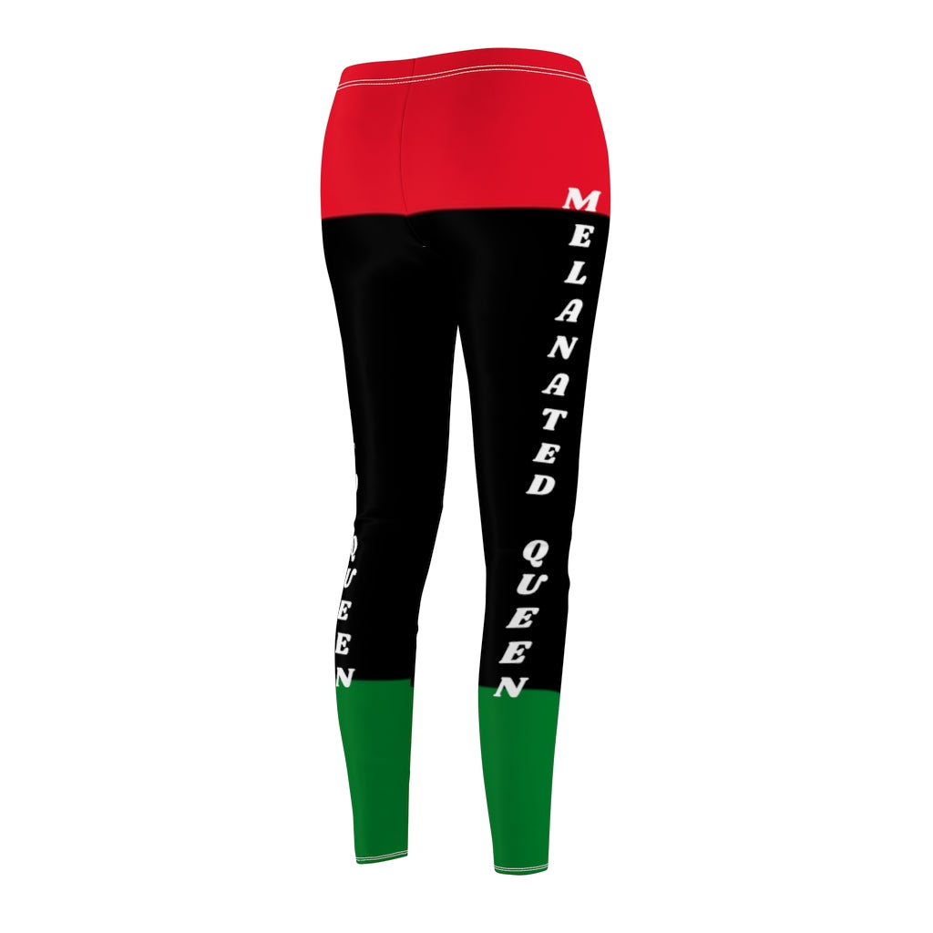 Melanated Queen Leggings