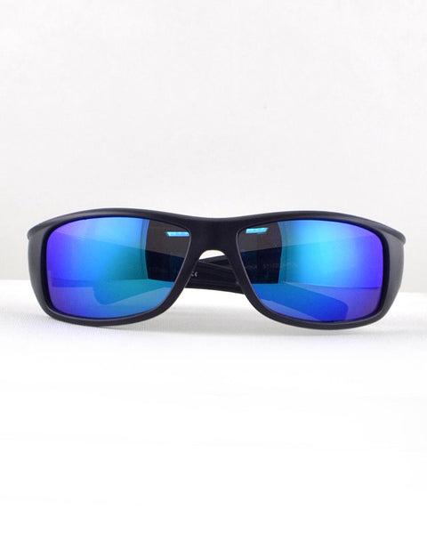 Stylish Polarized Sunglasses-Green/Purple-MY UPSCALE STORE