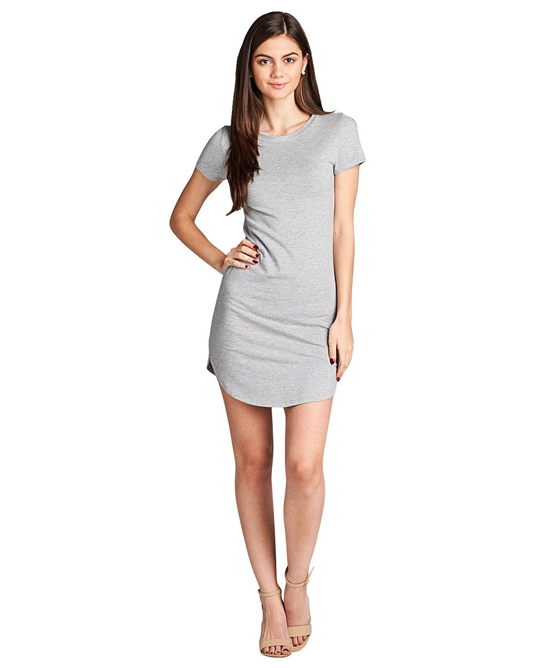 Bodycon silhouette dress-S-MY UPSCALE STORE