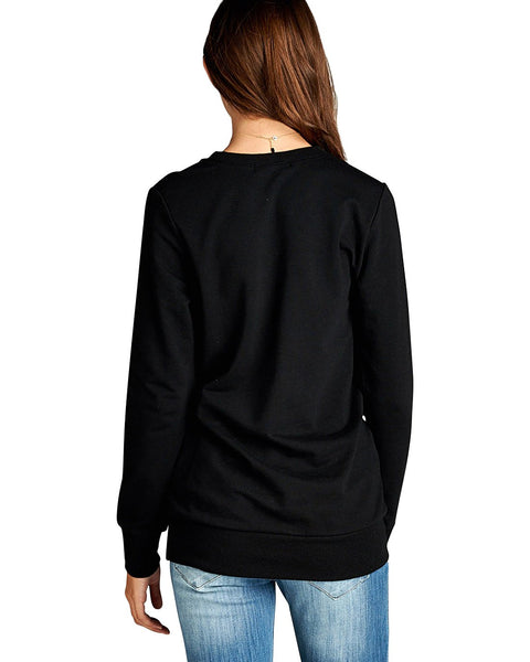 French terry pullover-S-MY UPSCALE STORE