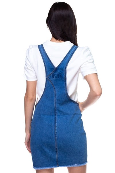 Mini Denim Overalls