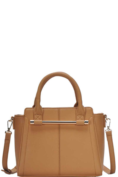 Chic Fashion Stylish Satchel Bag With Long Strap