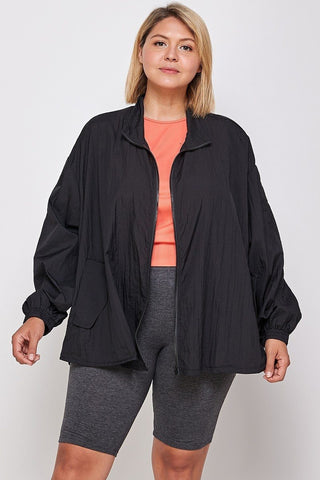 Light-weight Casual Nylon Jacket