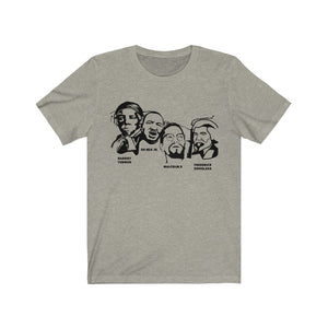 African American Mount Rushmore Short Sleeve Tee