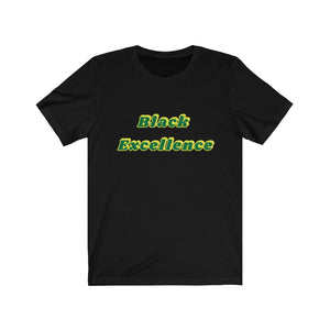 Black Excellence Short Sleeve Tee