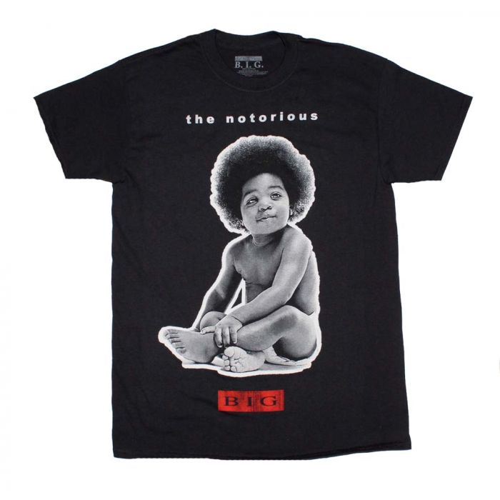 Notorious B.I.G. Big Baby T-shirt