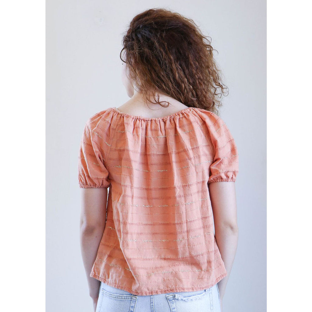Ace & Jig Gelato Top in Clay