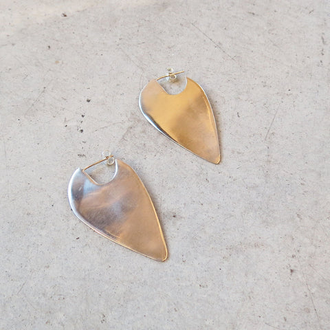 Ariana Boussard-Reifel Marina Earrings in Sterling Silver