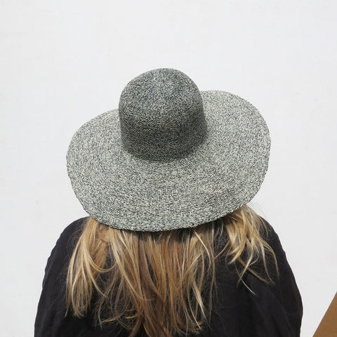 Clyde Koh Hat in Grey Melange