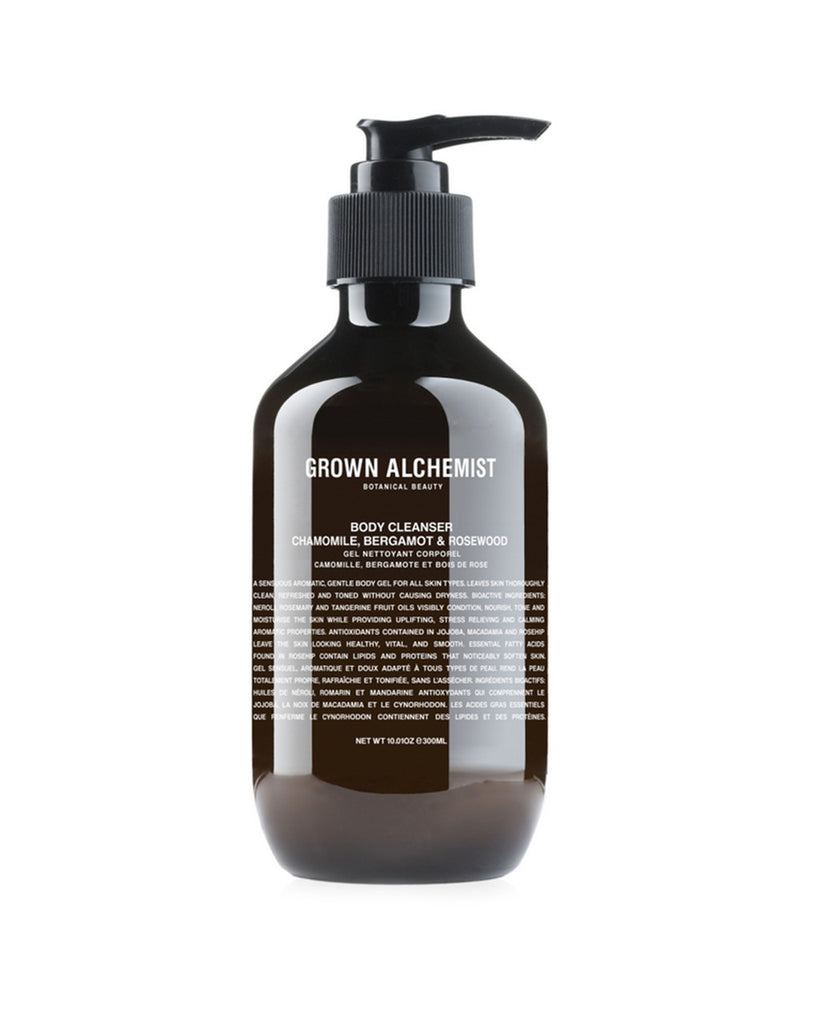 Grown Alchemist Body Cleanser with Chamomile, Bergamot and Rosewood
