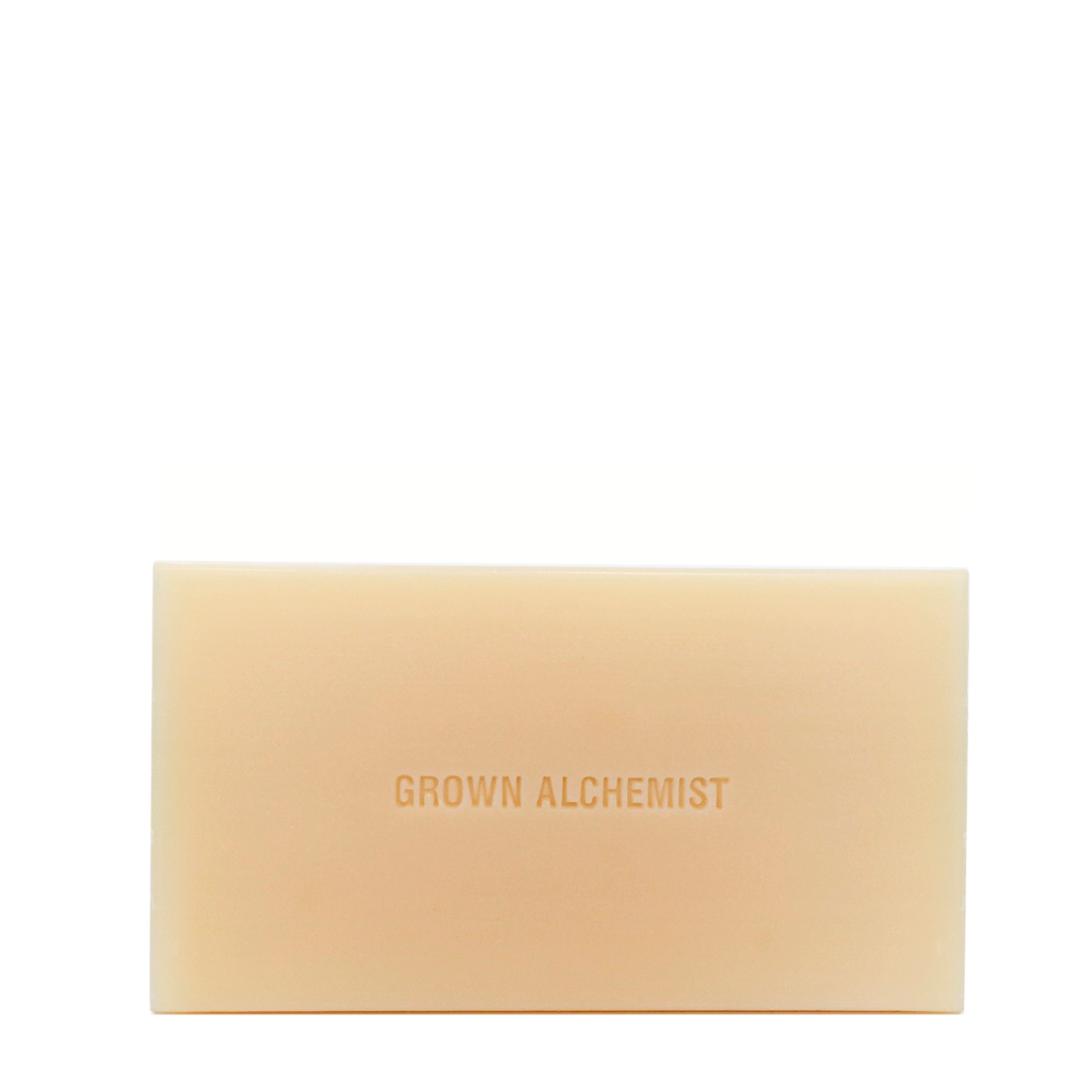 Grown Alchemist Body Cleansing Bar with Geranium Leaf, Bergamot and Patchouli