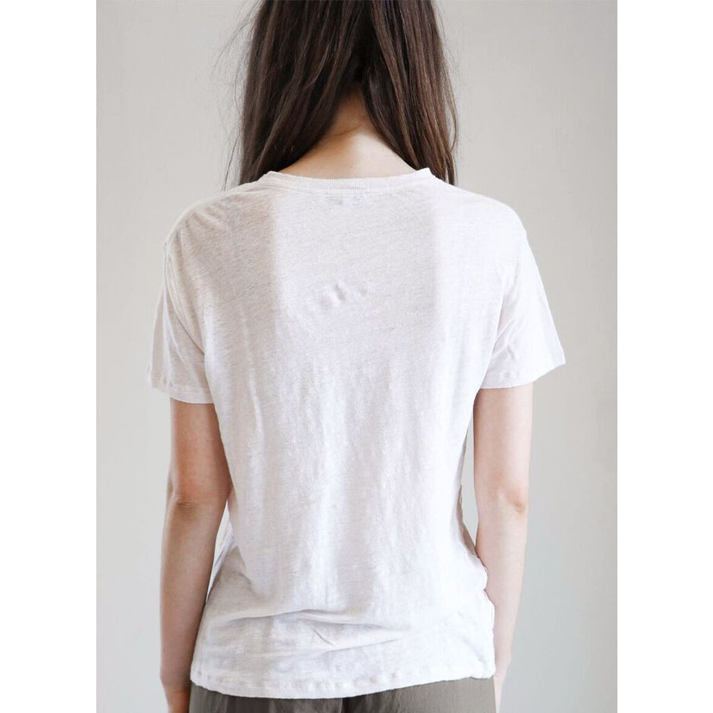 IRO Masso Tee in Light Pink