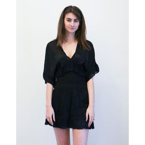 IRO Stacy Dress in Black
