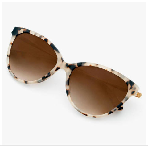 Krewe du Optic Monroe Sunglasses in Oyster